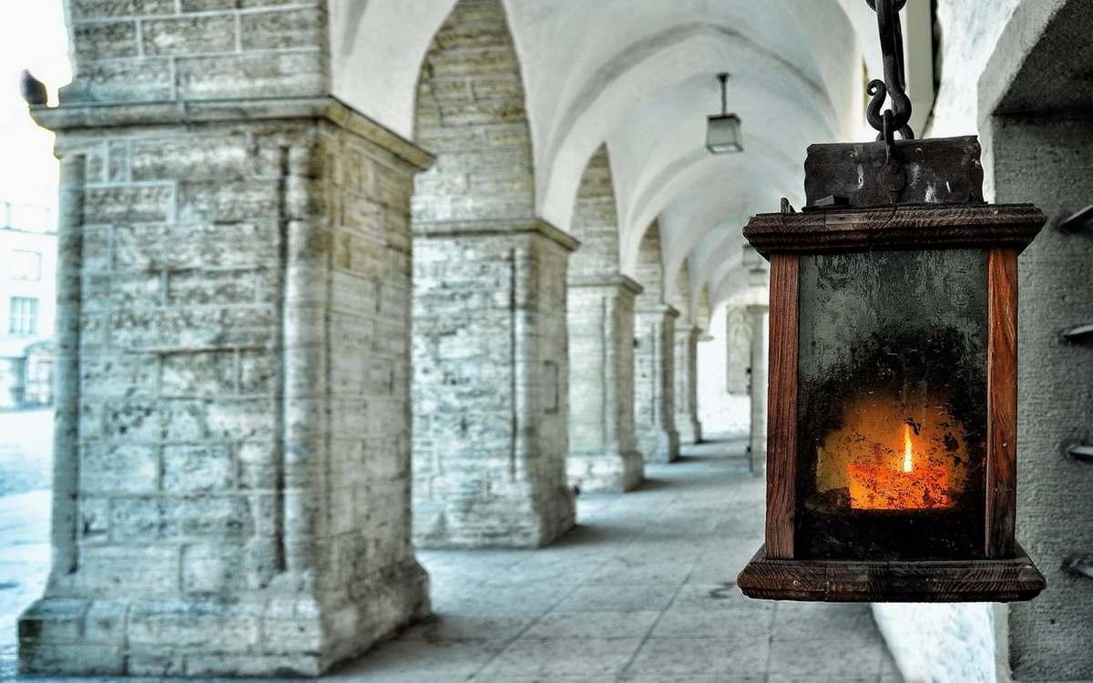 Старое освещение или Как обмануть технадзор