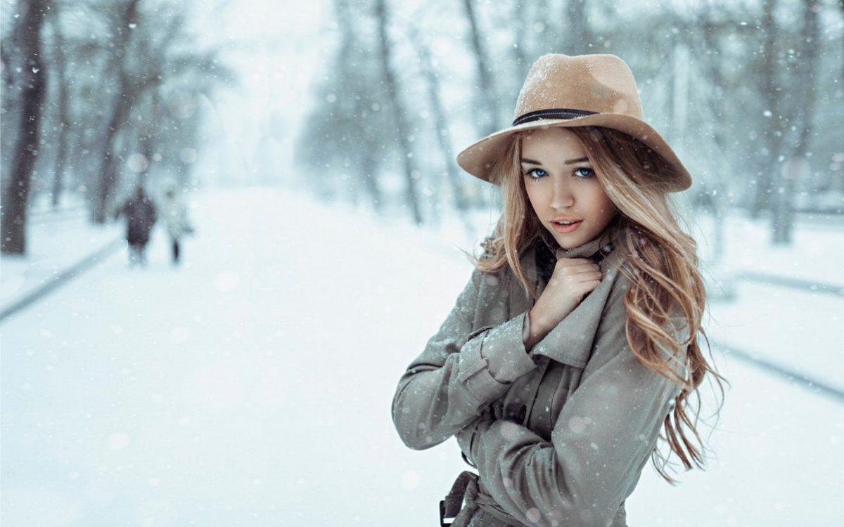 Зима настала неожиданно