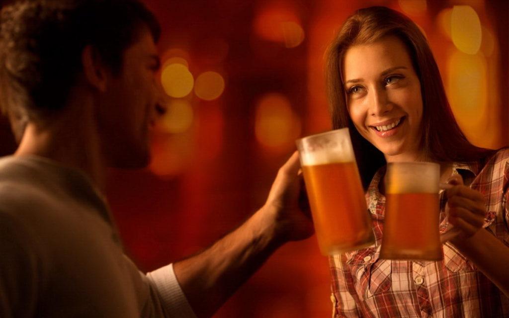 Сходить за пивом