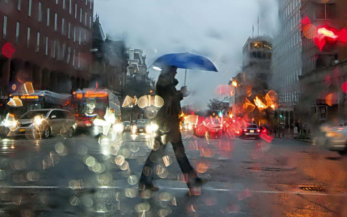 Дождь для нас