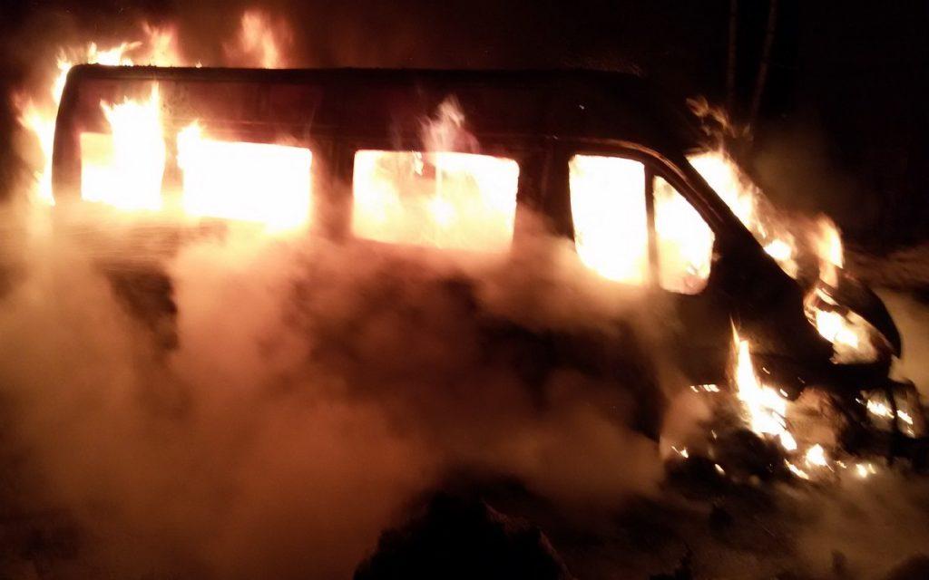 Сгорел автобус... и репутация