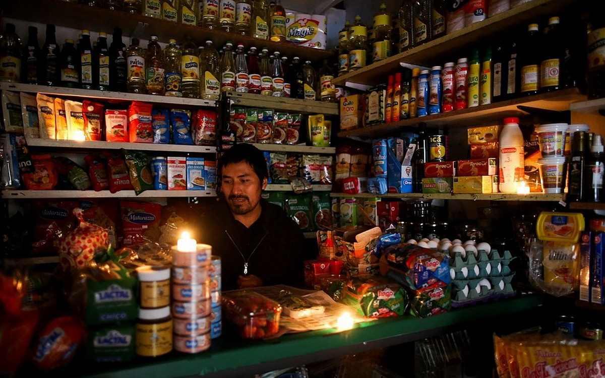 Межнациональный конфликт в отдельно взятом магазине