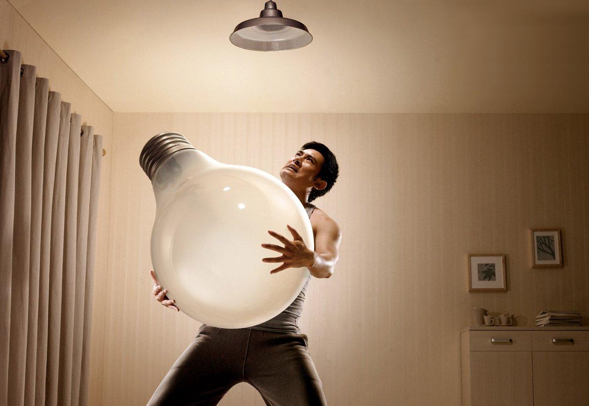 Замена нестандартных лампочек