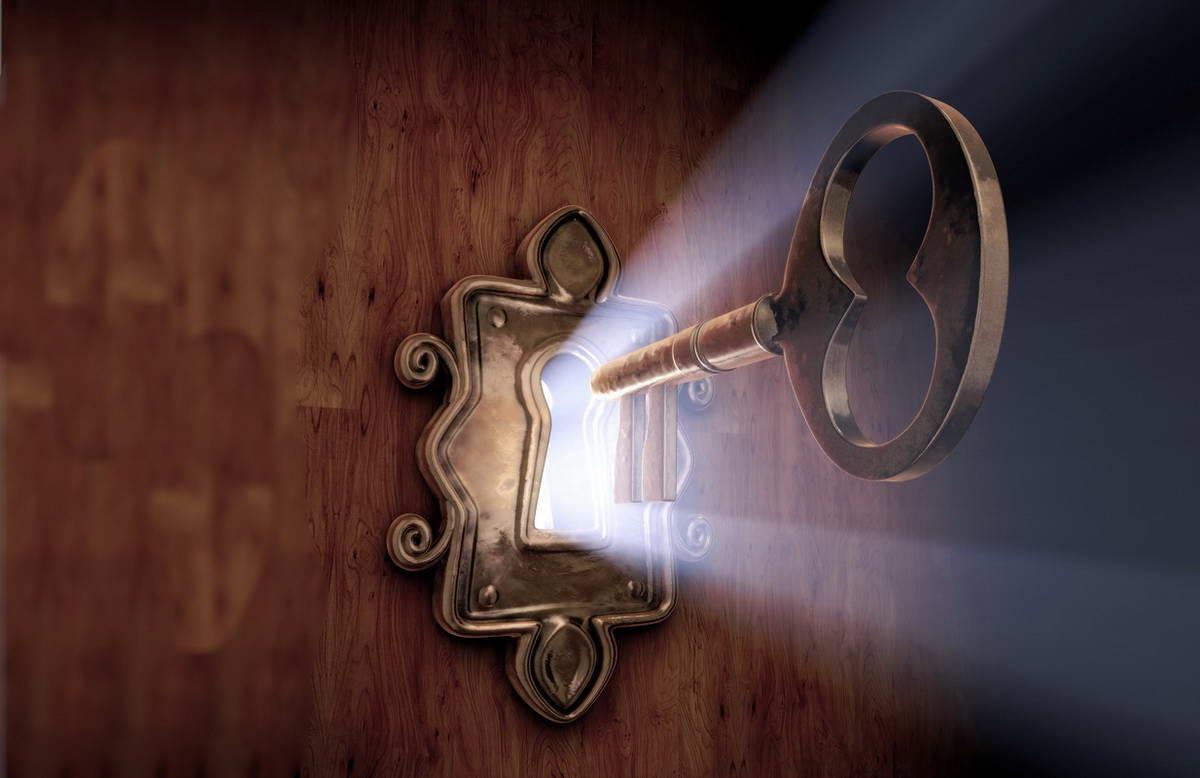 Сапожник без сапог, но с ключом