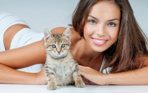Котики и няшки