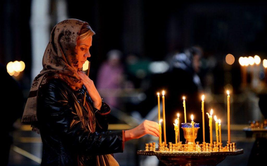 Православный праздник и вопрос выбора