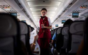 Раздражительная стюардесса и напрашивающиеся аналогии