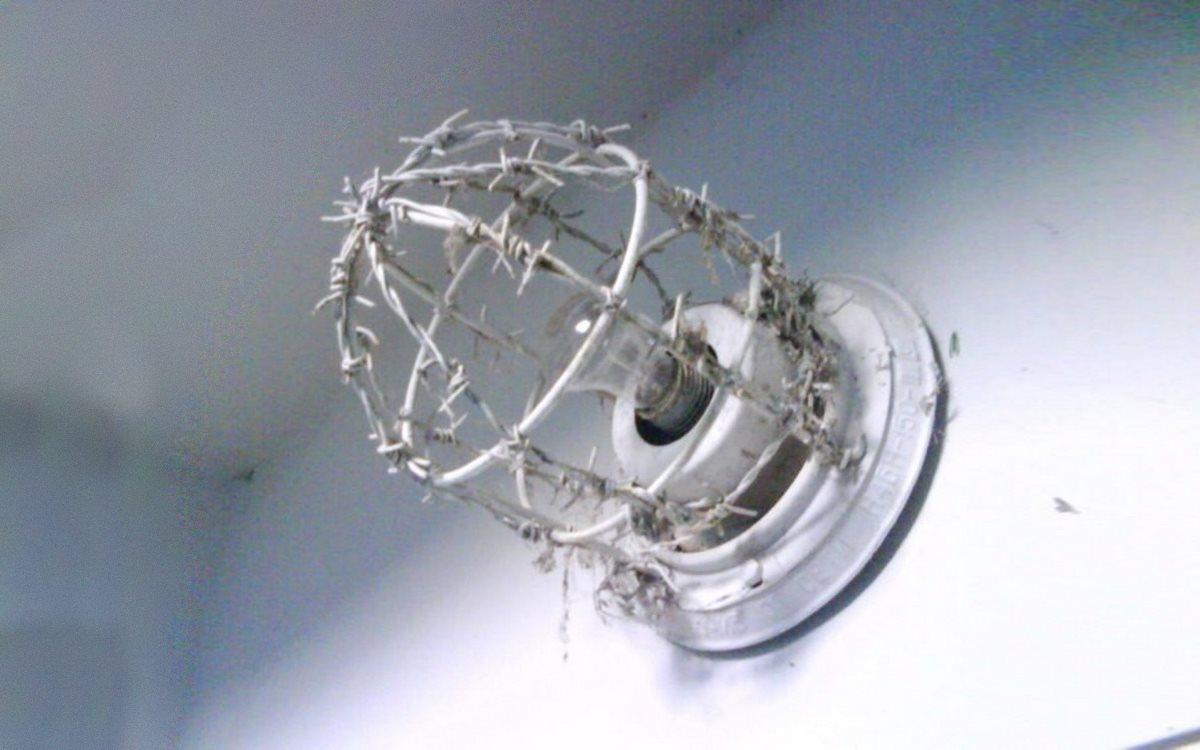 Свет в московском туалете