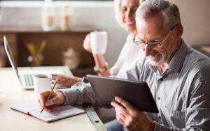 Неработающий пенсионер