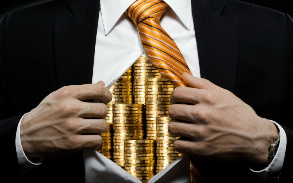 Деньги холерика и облегчение